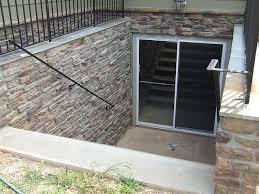 walk in basement best 25 basement entrance ideas on basement