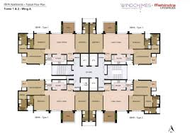 mahindra windchimes floor plans bannerghatta road bangalore