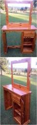 Patio Furniture With Pallets - low cost diy pallet wood creations wood pallet furniture
