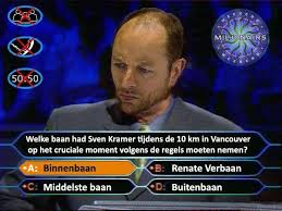 Kramer Meme - image 62965 sven kramer s disqualification know your meme