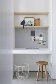 Small Built In Desk Pipkorn Kilpatrick Space Saving Desks And Shelves