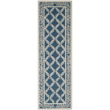 Pattern Rug 100 Navy Cream Rug Twice Dyed Rugs Moroccan Tile Tie Dyed