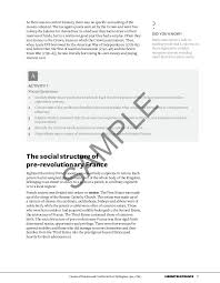 How To Do A Resume For A Job For Free by Causes Of Tension U0026 Conflict In The Old Regime