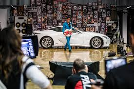 lexus toronto auto show english