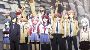 angel beats angel beats anime publish with glogster