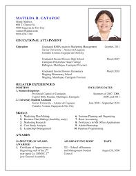 Building A Professional Resume Make A Resume Com Resume For Your Job Application
