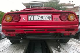 208 gtb for sale mugello cars specialists in sales and brokerage