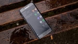 black review samsung galaxy s7 edge review costly now with android