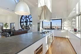 pendule moderne cuisine horloge moderne cuisine cuisine grande horloge cuisine splendide