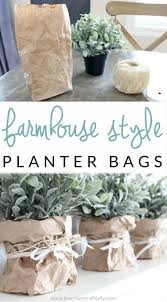Brown Bags With Clear Window Best 25 Paper Bag Flowers Ideas On Pinterest Plastic Pots