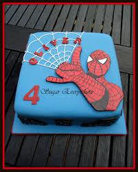 spider man cake cake ideas