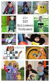 over 20 diy halloween costumes mommayoung