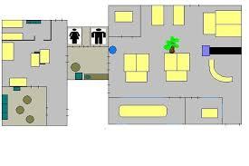 dunder mifflin floor plan i got bored so i decided to make a foor plan of dunder mifflin on
