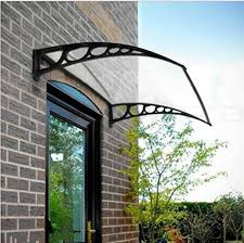 Awning Amazon Door U0026 Window Awning Outdoor Window Canopy Awning Porch Sun Shade