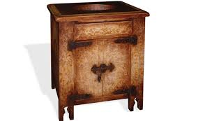 Mission Bathroom Vanity by Hand Painted Bathroom Vanity Mission Viejo Furniture Finds U0026 More