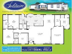 solitaire mobile homes floor plans floorplans for double wide manufactured homes solitaire homes