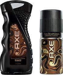 Minyak Axe bintang keindahan axe temtation wangi cokelat yang