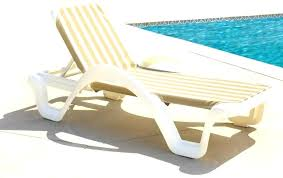 white plastic outdoor chaise lounge chairs u2013 peerpower co
