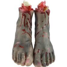 Cheap Halloween Props Online Get Cheap Latex Foot Aliexpress Com Alibaba Group