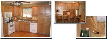 knoxville kitchen cabinets and counters powell tn