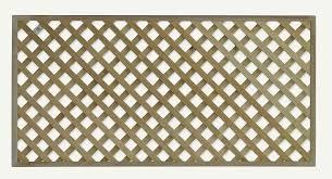 diagonal framed trellis 1800 x 900 x 50mm