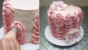 home design spring theme cake decorating ideas fondant cake