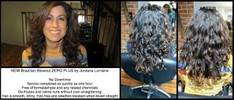 new brazilian blowout zero plus frizz free formaldehyde hyde
