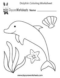 preschool coloring worksheets