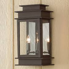 outdoor lighting wall lights sconces u0026 lanterns shades of light