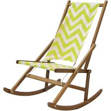Folding Rocking Chair Folding Rocking Chair In Point Shufflepad