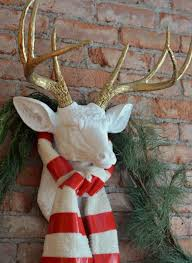 30 deer décor ideas for cozy spaces digsdigs
