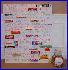 40th birthday candy bar poem can use it for 30 40 50 60