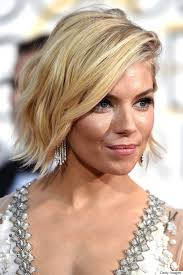 how to style a wob hairstyle wavy bob hairstyles how to rock this summer s it cut huffpost