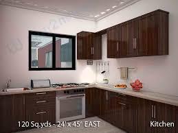 120 sq ft way2nirman 120 sq yds 24x45 sq ft east face house 1bhk isometric