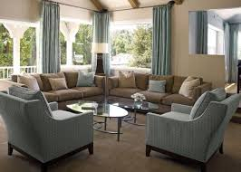 brown and blue home decor brown and blue living room decor us house and home real estate ideas