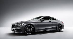 mercedes class mercedes s class coupé edition more exclusive