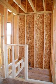 Walk In Shower With Bench Seat Diy Walk In Shower Step 1 U2013 Rough Framing Diydiva