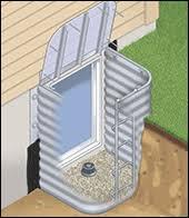 basement egress window wells escape code compliance chicago