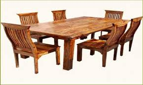 Amish Oak Dining Room Furniture Amish Dining Room Tables And Chairs Solid Wood Extendable Dining