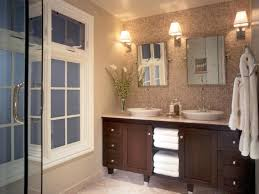Design On A Dime Bathroom by High Fashion Lights For A Low Budget Price Hgtv