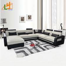 Discount Leather Sofa Sets Classic Design L Or U Shaped Genuine Leather Corner Sofa Royal