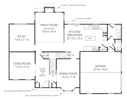 House Open Floor Plans Open Floor Plans Haammss