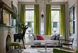 Moss Green Curtains Green Curtains Design Ideas