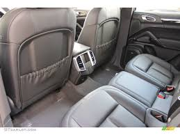 porsche cayenne 2016 interior black interior 2016 porsche cayenne diesel photo 108511034