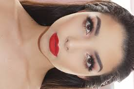 Different Shades Of Red How To Eye Makeup Tutorial Different Shades Of Red Youtube