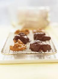 ricardo cuisine noel tortues au chocolat turtles ricardo