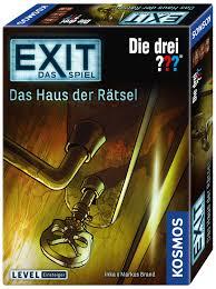 Haus Der Exit Das Spiel Das Haus Der Rätsel Familienspiele Spiele