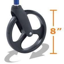 senior walkers with wheels hugo elite rollator walker with seat backrest and