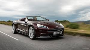 aston martin vanquish 2015 2015 aston martin vanquish volante divine red front hd