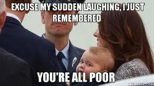 George Meme - prince george memes google search funny stuff pinterest memes